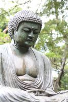 Buddha by icarus-divinity