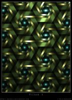 Tiled I by Meckie