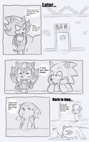 Sonic got Amy Pregnant Pg 74 by sonicxamy09