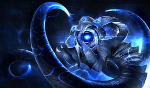 Wheatley Vel'Koz by Dexistor371