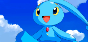 Manaphy (anime) by scriptureofthescribe
