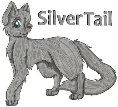 SilverTail by awcomicart