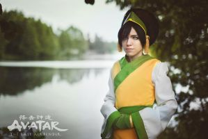 Toph Bei Fong - Sad by TophWei