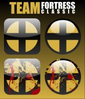 Team Fortress Classic Icons by firba1