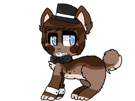 Freddy (Another adopt) by JordanoXx