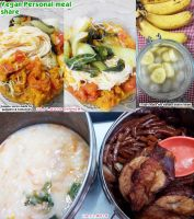 Vegan Personal Meals Share 22 by Doll1988