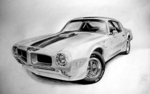 Pontiac Trans Am by xKLSHx