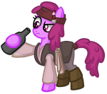 Captain Berry Punch by TheCheeseburger