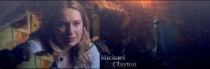 Michael Clayton lonely girl by werewolf85