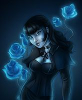 Silent roses by hitomi--i