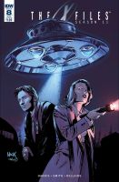 The X-Files Season 11 #8 variant by RobertHack