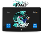 Dust : An Elysian Tail Icon by Ni8crawler