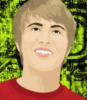 Self-Portrait Vector by Scratch-My-Mitch