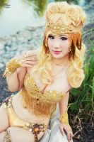 Sailor Galaxia Lingerie II by EnchantedCupcake