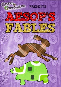 Aesop's Fables by CyberPhantom