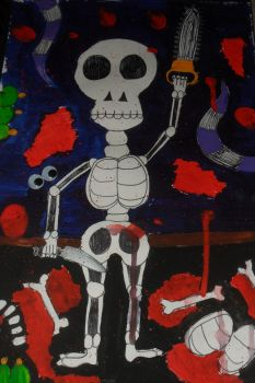 skeletons in the closet pg 10 by StereotypicalPunk