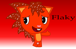 Flaky by Jeffery-Cat