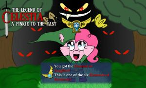 The Legend of Celestia: A Pinkie to the Past by BossLuigi
