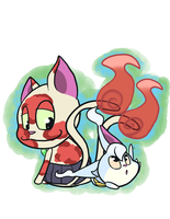 Brother Koi by Luckynight48