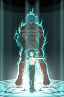 Tour Anime 2K5 - Power Within by tygorgrinnem