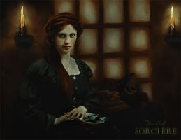 Witch by OfficinaOscura