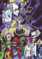 For Whom The Bells Toll by LittleSakis-Aubade