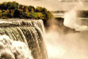 Land of Niagra by VisualModality