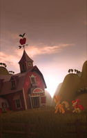 Sweet Apple Acres by GLEBOSS