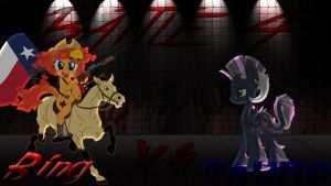 Pony Kombat New Blood 3 Round 3, Battle 4 by Macgrubor
