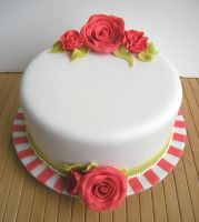 Flower cake 1 by bahgee