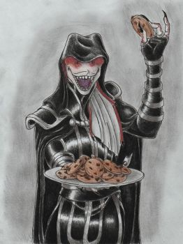 Come to the Dark side, we have Cookies! by Remthedeathgoddess