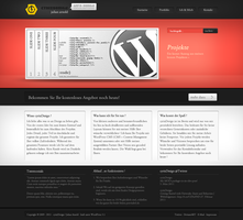 PortfolioV.4 WordPress 3.1 by cyrixDesign