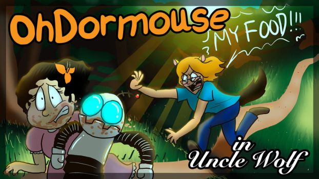 OhDormouse Uncle Wolf by OhDormouse