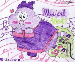 Musical Toot by murumokirby360