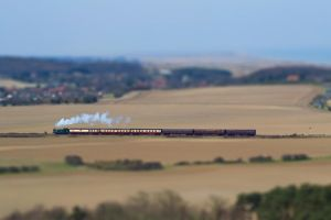 Steamtrain by Preachman