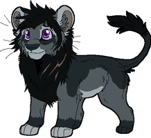 Lion Point Design Commission 1 by Kasara-Designs
