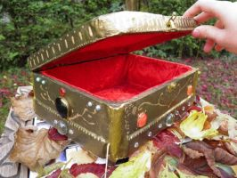 Opened Pandora's Box by Feusus