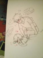 Hetalia- itacest nsfw by CarolconC