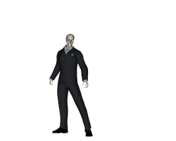 Skeleton in a Suit--No Restrictions for Use by dreams2media