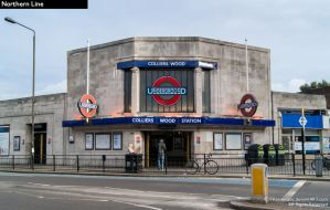Colliers Wood by TPJerematic