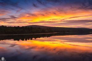 The Mirror's Reflection by JustinDeRosa