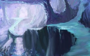 Crystal Caverns by jjpeabody