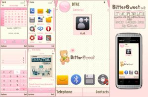 BitterSweet 5th with Icons by heyRoCkStar