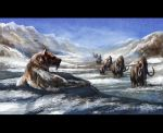 paleolithic noon by maxbat