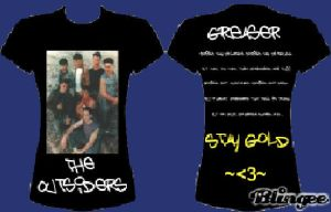 Outsiders T-Shirt by sonic4465