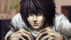 Death Note - Justice Will Prevail by swift-winged-soul