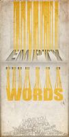 Empty Words by Armored-dogg2