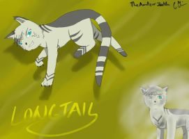 Longtail by TheAmateurSketch