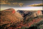 Walking in central Australia by godintraining