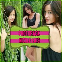 Photopack Nicole Luis by MarceGrachulienta